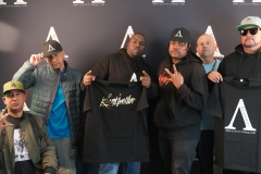 Moody-with-ARG-DJ-Billie-Knight- Lil A-and-King-Hustler-Brand-Team